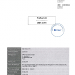 Forschungsbericht der BAKS-Kabeltrassen in E-90 mit Kabel von LEONI STUDER AG