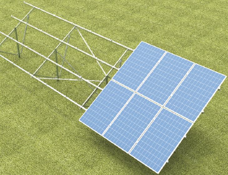 Modish Konstrukcje do paneli fotowoltaicznych, solarnych, ogniw HI01